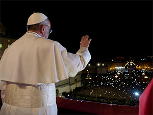 Pope Francis Election png