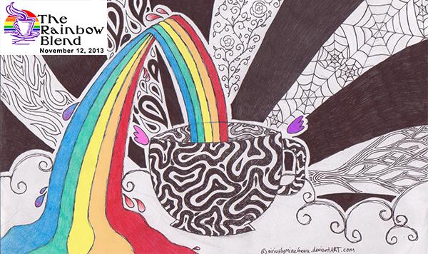 Rainbow Blend November 12