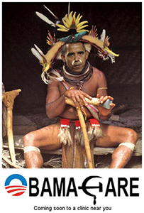 obama witch doctor